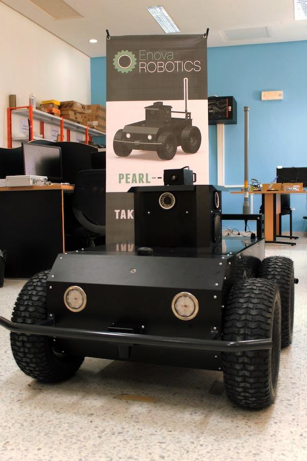 Enova Robotics Security
